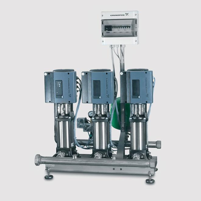 давления Hydro Multi-E