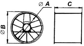 ЕВРОМАШ. Вентиляторы реверсивные осевые серии ОВР