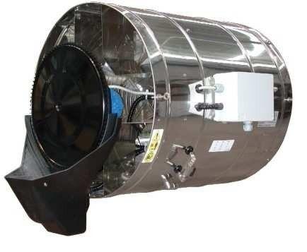 ЕВРОМАШ. Канальный увлажнитель воздуха УФИН форсуночный.