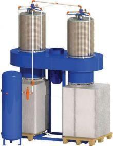 ЕВРОМАШ. Пылеулавливающий агрегат ФЦ-8000