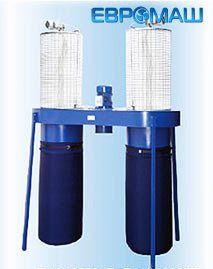 ЕВРОМАШ. Пылеулавливающий агрегат ПФЦ-1500