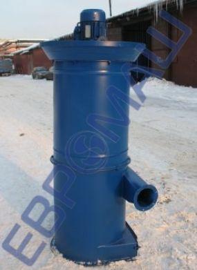 Пылеулавливающий агрегат ЕВРОМАШ