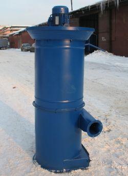 ЕВРОМАШ. Пылеулавливающий агрегат ЗИЛ