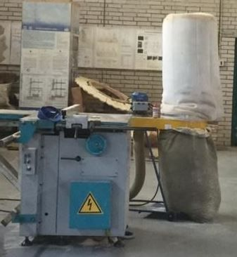 ЕВРОМАШ. Пылеулавливающий агрегат ПУА-М